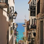 Calle 1 - Casco Viejo - Altea