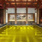 the-st-regis-lhasa-resorts-gold-energy-pool-in-tibet-makes-guests-feel-ultra-luxurious-with-its-gold-plated-tiles-lining-the-pool